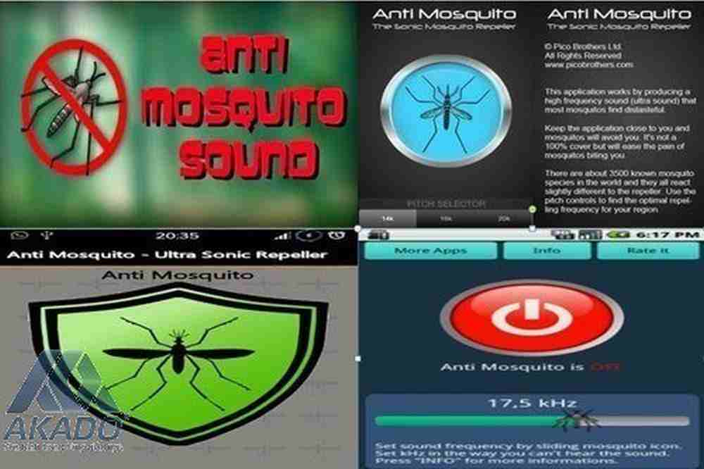 Nguy hại từ ứng dụng đuổi côn trùng bằng sóng siêu âm điện thoại