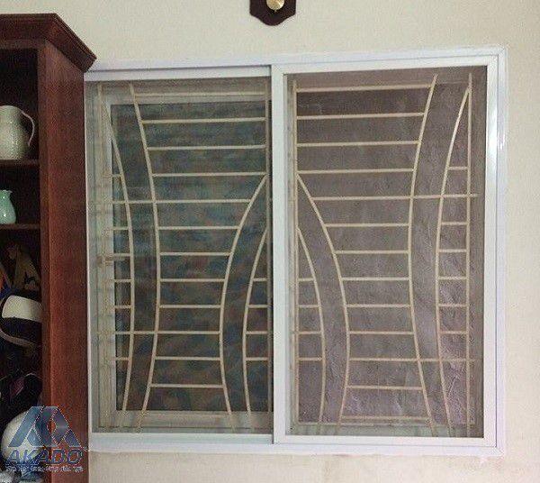 Cửa lưới chống muỗi mở lùa ở Đà Nẵng
