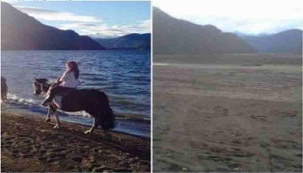 Biến mất lạ thường hồ nước rộng 1.400 hecta ở Chile chỉ sau một đêm