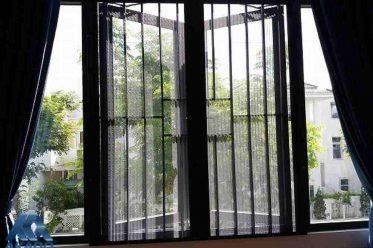 Chuyện cửa lưới chống muỗi tại Euro Village Đà Nẵng