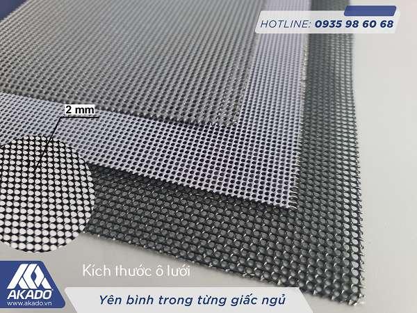 Lưới an toàn (lưới inox 304 phủ nhựa)